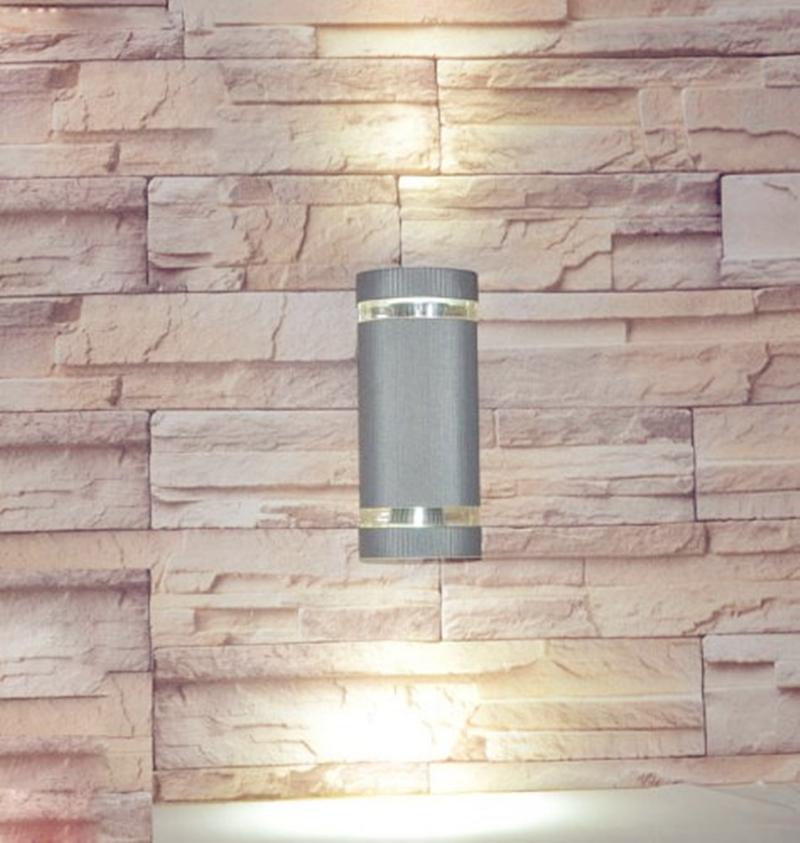 Modern Wall Light Outdoor: LED Waterproof Modern Wall Light Mounted 2x3W 220V IP65