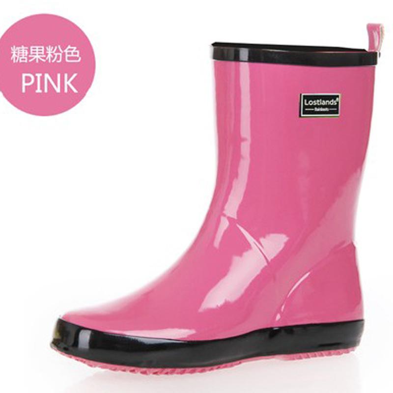 Non Rubber Rain Boots