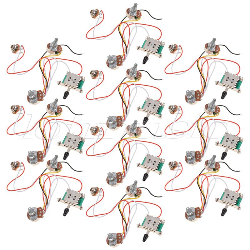 Wire 5 Way Switch - otoring.com