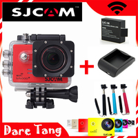 Original! SJCAM SJ5000 Plus WiFi 1080P HD 60FPS GoPro Sport Camera 16MP Ambarella A7LS75 Waterproof