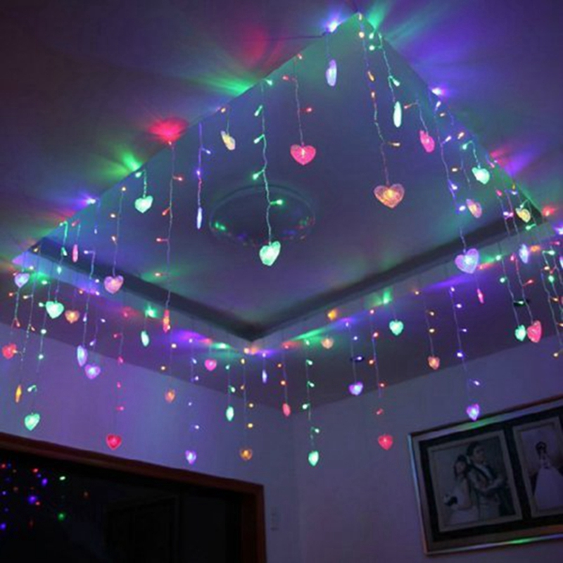 2M 0 6M 60LEDs Fairy Lighting String Twinkle LED String