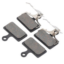 Buy New 2 Pair Resin Steel Cycling Bicycle Bike Disc Brake Pads Shimano M785/M675/M985/M988/M666 XT/ XTR Disc Brake Disc Brake for $2.49 in AliExpress store