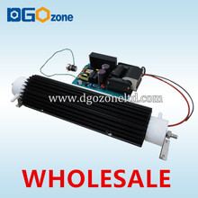 FREE SHIPPING Wholesale 4 Set  50g/h Ceramic Tube Ozone Generator KHT-50GWOA1/A2 for Air and Water Treatment DGOzone(China (Mainland))