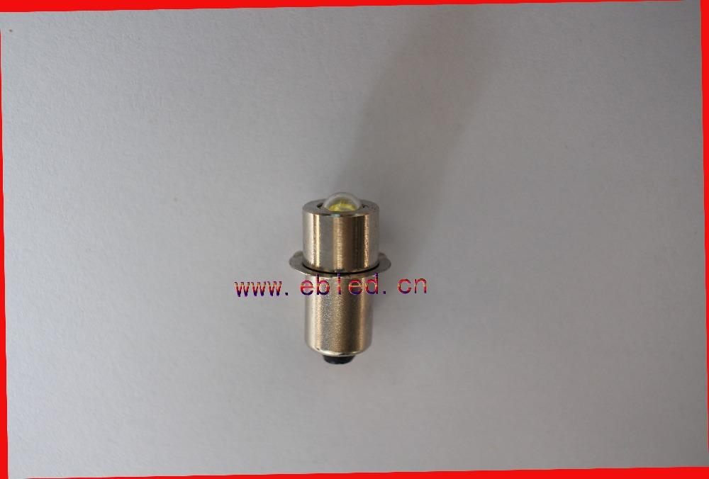 PR LED Upgrade Bulb for Maglite 3V Flashlight Torch 80 Lumens(China (Mainland))