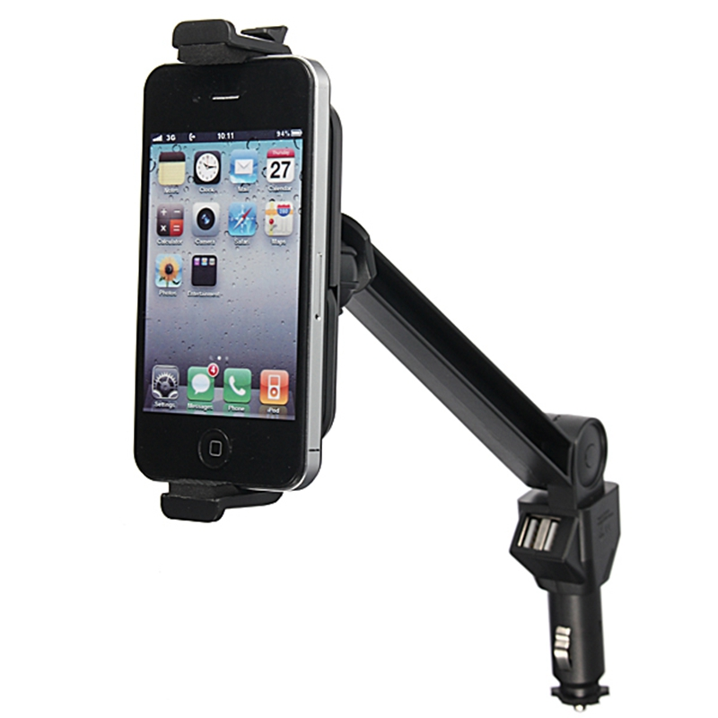 Popular Cigarette Lighter Cell Phone Holder-Buy Cheap