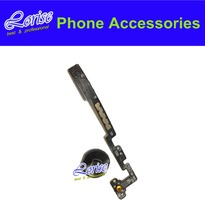 10pcs/Lot Black Or White For iPad Mini For IPad Mini 1 Home Button Flex cable Mobile Phone Flex Cables Free Shipping