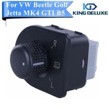 EU Europe Side Mirror Switch Heat Control Knob VW Beetle Passat B5 Jetta Golf 4 MK4 GTI / R32 1998-2004 #P120 - AONS Auto Parts Co., LTD. store