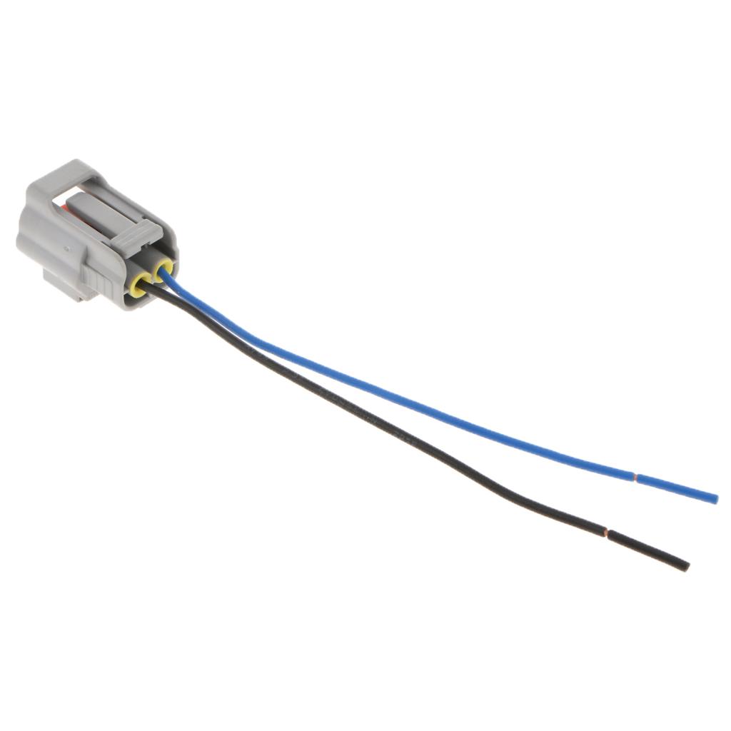Car Engine Intake Air Temperature Sensor Coolant Temperature Sensor Wiring Plug 090 7024-2.2-21