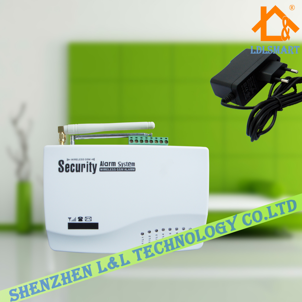 Buy best price wireless home security for Best buy burglar alarms