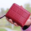 New Fashion Lady Women Clutch Wallet Long Card Holder Case Purse Zipper Coin Holder Free shipping
