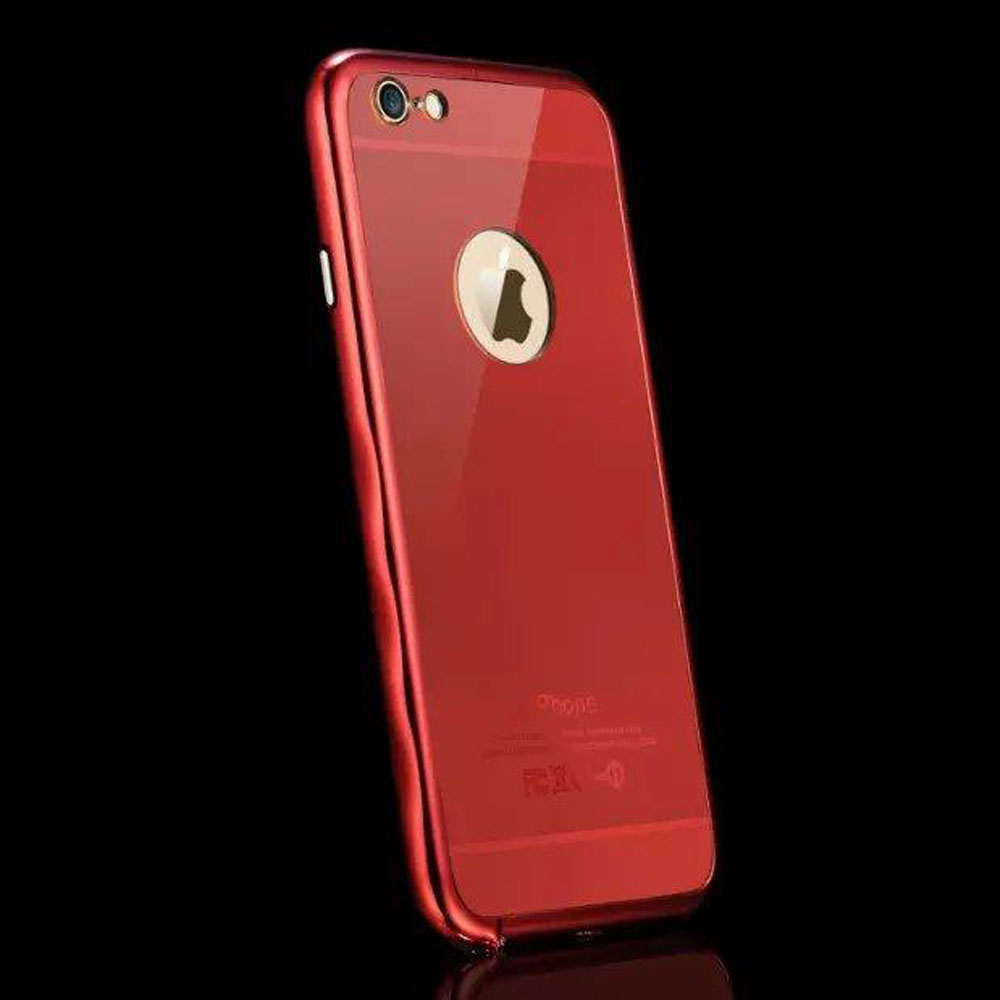 Luxury Zinc Alloy Plating Frame UV Back Finger Vein Rim Metal Case Protective Phone Cover Shell for iPhone 6 6S Plus 4.7'' 5.5''(China (Mainland))