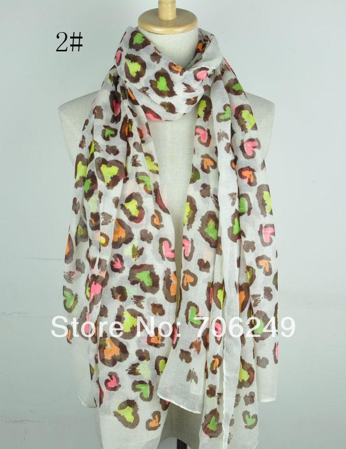 ,leopard design scarf,printed shawl,animal scarf,bohemina style,2014 Spring design,size 110*180cm,muslim hijab  -  ELLEN FASHION ACCESSORIES store