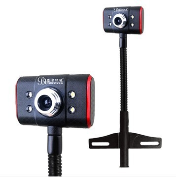 2014 Rushed Camera Digital Webcam Hd [drop Shipping] 4 Led Fm201 Pc Webcams Lock Lcd Hd Noctovision free Drive Usb 301000026