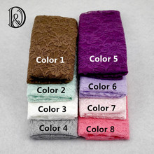 100x70cm Stretch Lace Wrap (Mix 4 colors/ Lot)baby Shower Swaddlings And Padding Newborn Baby Photography Props  Backdrop Wraps(China (Mainland))