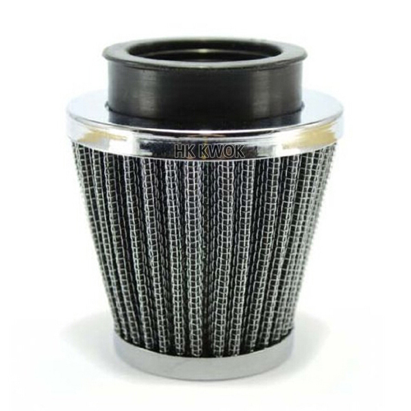 Universal Cone Clamp-on 39mm Motorcycle Motorbike ATV Dirt Quad Bike Air Filter Cleaner Sport Filter Pitbike Scooter(China (Mainland))