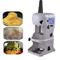Ice block shaving machine shaved Continuous ice machine snow cone maker ice crusher machine