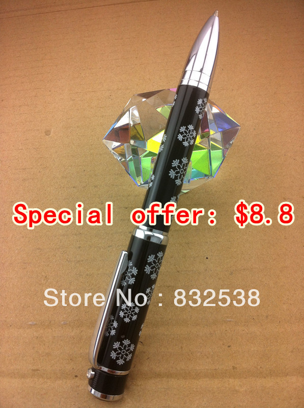 Free shipping The new special design and color of black and white ball pen Gandhi<br><br>Aliexpress