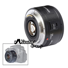 Buy YONGNUO 35mm Lens YN35mm F2 Lens 1:2 AF / MF Wide-Angle Fixed/Prime Auto Focus Lens Canon EF Mount EOS Camera 600D 650D for $88.80 in AliExpress store