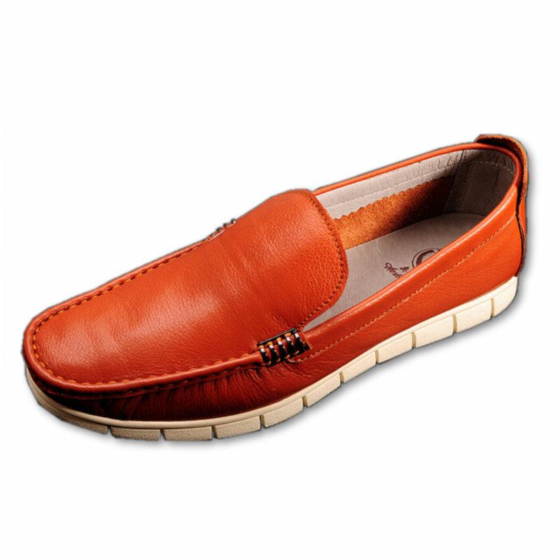 2015 Mens Casual Shoes Genuine Leather,Comfortable Men Doug Shoes,Zapatos Hombre,Fashion Mens Loafers Shoes,Men Driving Shoes