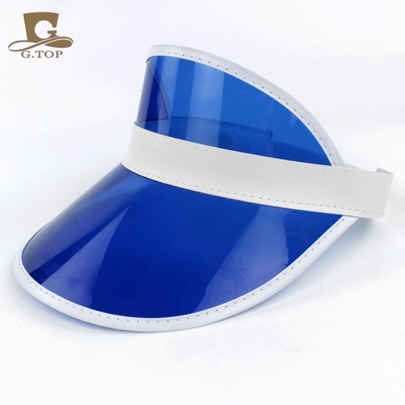 Poker hats visor