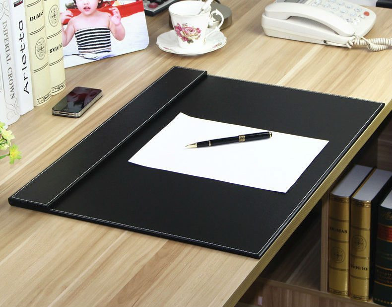 Best Wholesale 60x45cm Wood Leather Office Desk Writing