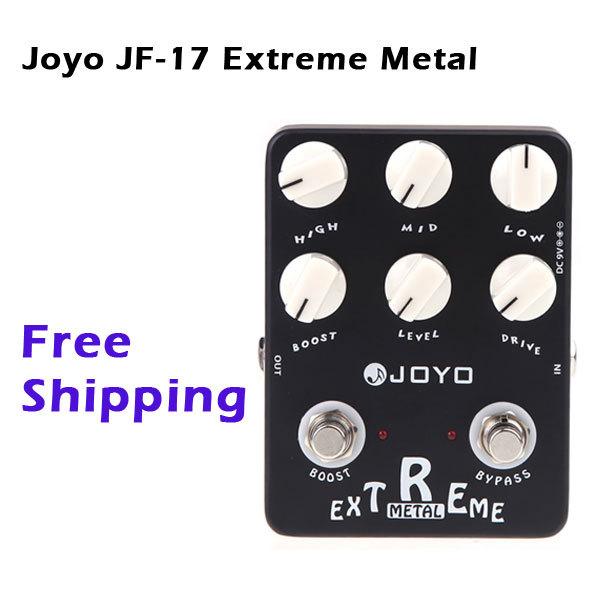Joyo JF-17 Extreme Metal Effect Pedal<br><br>Aliexpress
