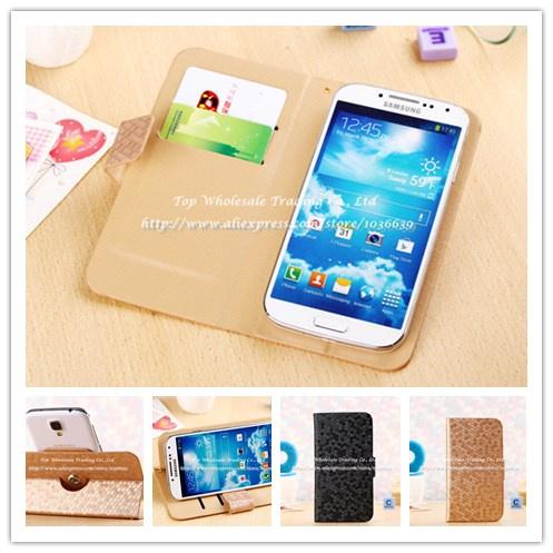 2014 HOTSELL diamond pattern 360 rotary phone leather case For DOOGEE DG350 DNS S4705 S4704 S4702M S4701 S4508 S4507 S4506(China (Mainland))