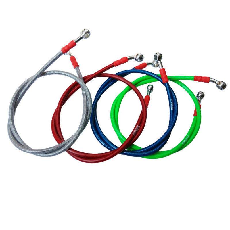 WF Frando 950mm 1100mm 2200mm Universal Motorcycle Hydraulic Reinforced Brake Or Clutch Oil Hose Line Pipe Fit ATV Dirt Pit Bike(China (Mainland))