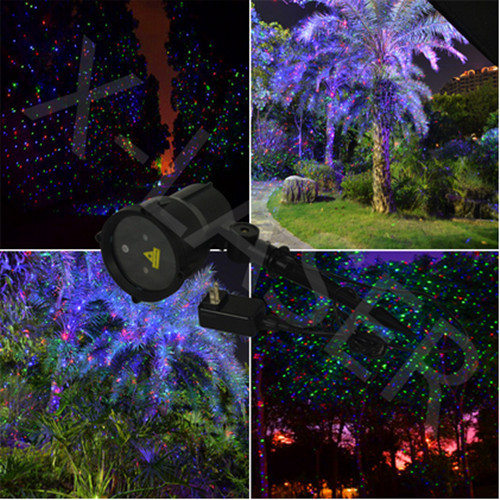 Outdoor Christmas Decoration Manufacturers : Aliexpress buy outdoor laser lights for trees rgb