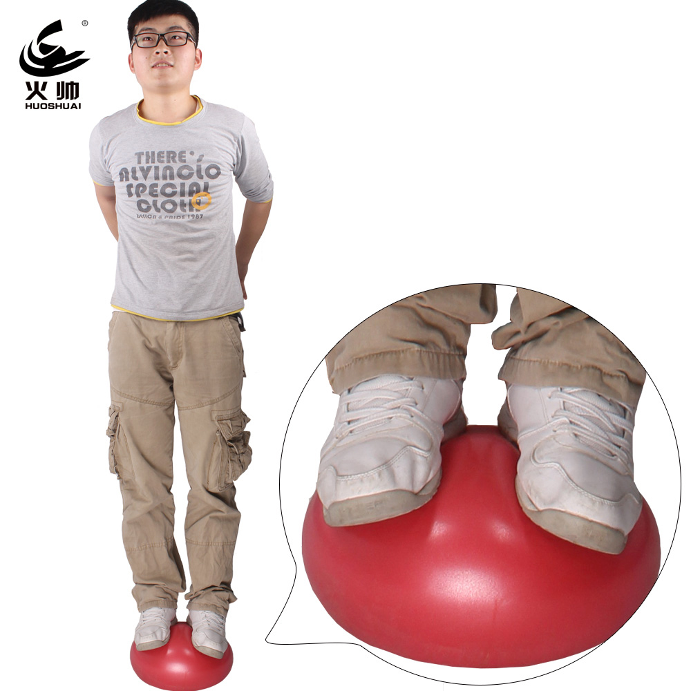 New Gym Equipment Yoga Ball Fitness Ball Exercise Balance Fitness Free Shipping(China (Mainland))