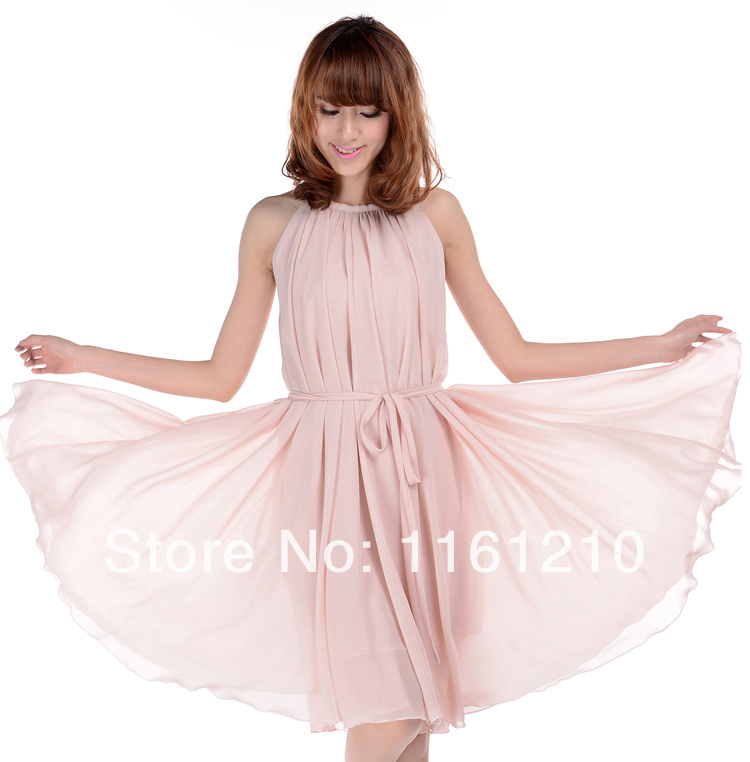 Dusty pink short wedding party guest bridesmaid maxi for Wedding guest pregnancy dresses