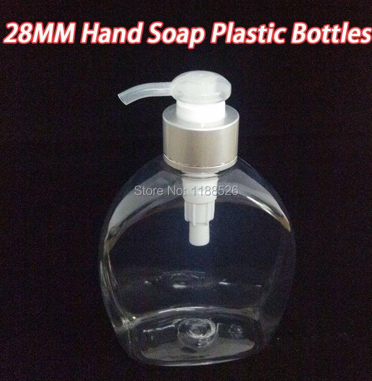 250 Ml Hand Soap Dispense Pump Bottle Plastic Bottle With