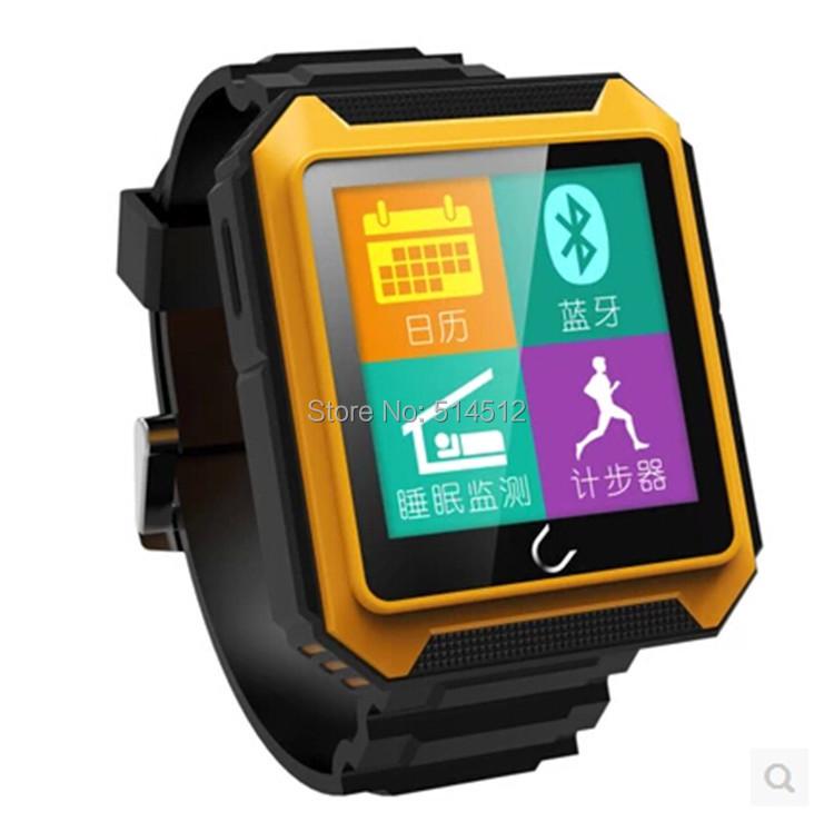 Bluetooth Waterproof Smartwatch U TERRA U <font><b>Smart</b></font> <font><b>Watch</b></font> forios <font><b>Samsung</b></font> S4/Note 3 HTC Android Phone Smartphones