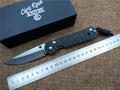 KESIWO Carbon Fibber Folding knife Large Sebenza D2 blade camping hunting outdoor survival knife Utility pocket