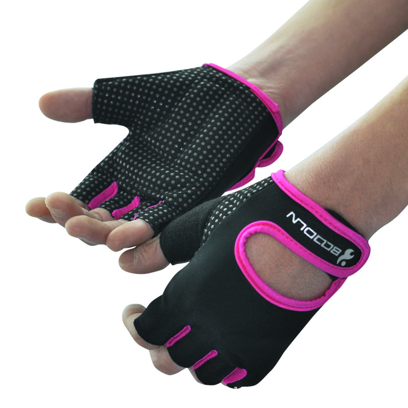 Women Work Out Gloves Weight Lifting Gym Sport Exercise: Crossfit Weight Lifting Gym Gloves For Men And Women