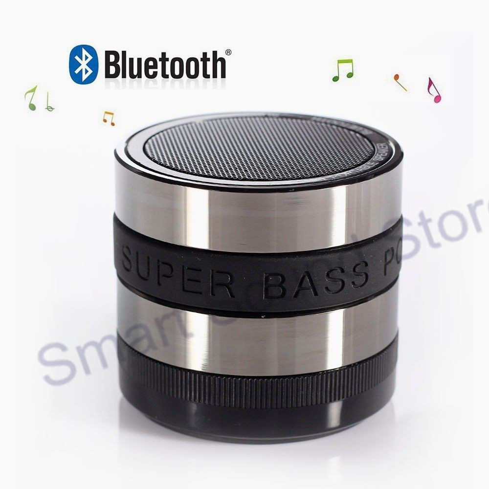 2015 Best Selling Gifts Super Bass Camera Lens Shaped Hifi Stereo Wireless Bluetooth Speaker Sub woofer