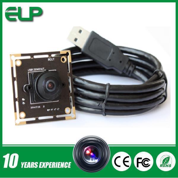 Plug and play 6mm lens 1.3 mp 960P AR0130 mini CMOS endoscope cctv usb camera board hd for medical equipment(China (Mainland))