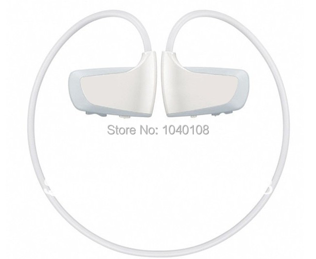 High Quality 8 GB Sport W262 Water Resistant Wireless Earphone Headset Sports MP3 Music Player(China (Mainland))