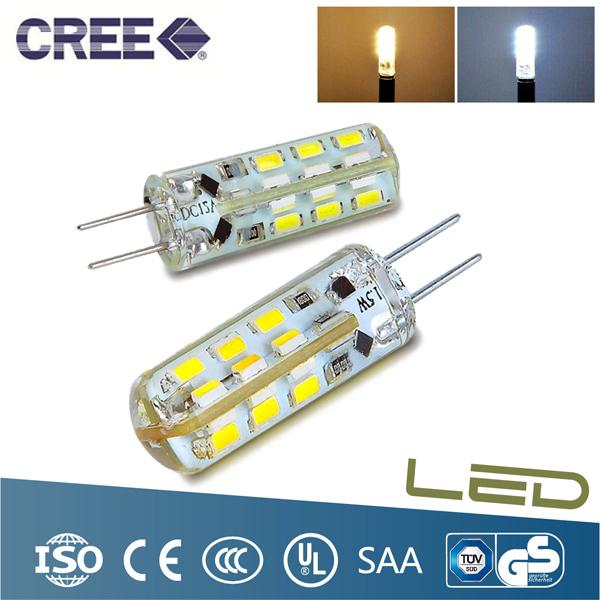 High Power SMD3014 2W 12V G4 LED Lamp Replace 20W halogen lamp g4 led 12v LED Bulb lamp warranty 2 years Freeshipping(China (Mainland))