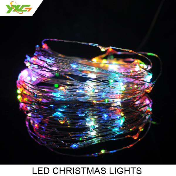rgb single color led string for christmas tree lights wholesale free. Black Bedroom Furniture Sets. Home Design Ideas