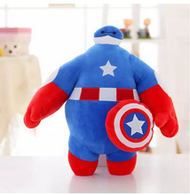 Creative Bianshen large white plush toys doll Super Marine Corps with paragraph large white fat man birthday gift free shipping