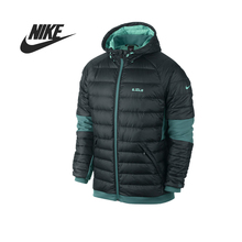 Original Nike LEBRON men's Down coat 616944-364 Hoodie jacket sportswear free shipping