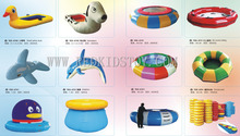 Custom-made Inflatable Amusement Park Equipment CE Approved Inflatable Water Games HZ-E019(China (Mainland))