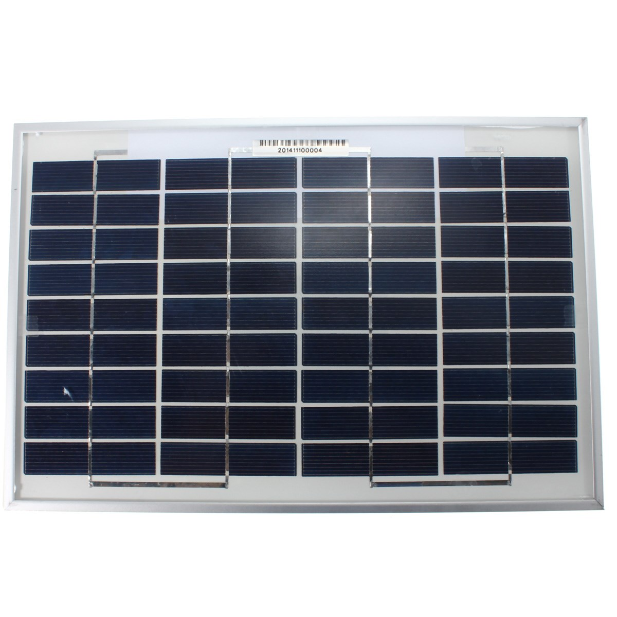 universal 10W 12V Poly Crystalline Solar Panel Poly Module Standard for RV Boat Cell Battery Power Charger Charging 345x230x18mm(China (Mainland))