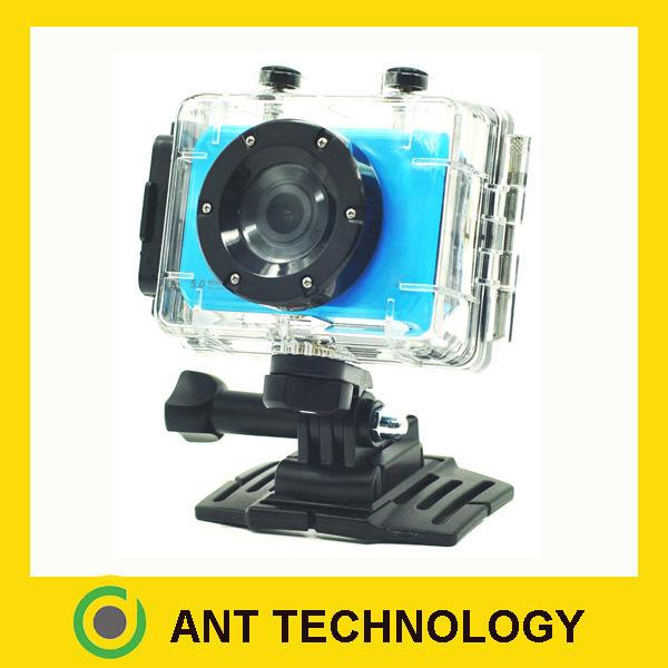 AT1000 Full HD 1080P Helmet Sports Action Waterproof Car Camera WiFi hd camera video(China (Mainland))