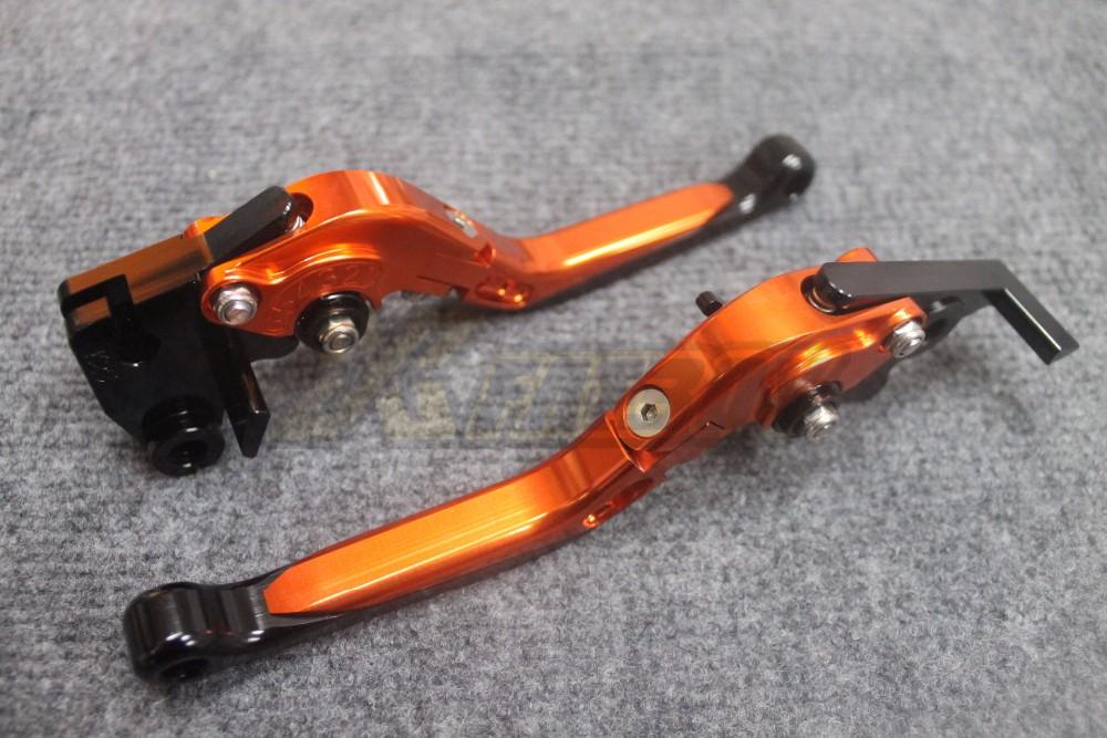 New  motorcycle Kawasaki NINJA 300 NINJA300 2013-2015 fold 6 of the handbrake lever to adjust the clutch CNC