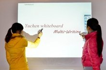 Multi Touch Digital Smartboard F-35L portable Infrared Interactive Whiteboard for presentation(China (Mainland))