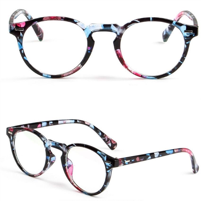 cool eyeglasses frames e16n  Trendy glasses optical print glasses frame clear glass brand transparent  glasses women ultra-light eyeglasses