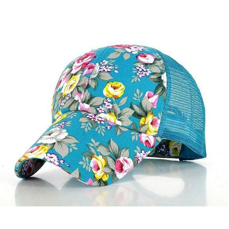 The-new-female-floral-hat-baseball-cap-mesh-cap-spring-and-summer-sports-and-leisure-sun (1)