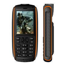 Original Vkworld Stone V3 MAX IP68 Water-Proof Mobile Phone 5300mAh Long Standby 2.4inch FM Radio Anti Low-Temperature Cellphone(China (Mainland))